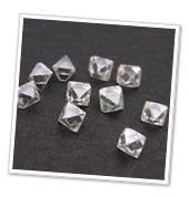 写真:ダイヤモンド原石